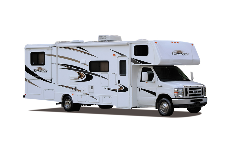 Forest River Sunseeker - camping car Vancouver